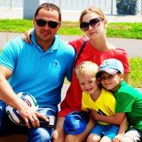 Счастливые! :: Павел Чернов