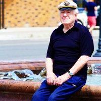 Кэп на заслуженном отдыхе! :: Павел Чернов