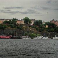 Стокгольм. Вид в профиль :) :: Игорь Липинский