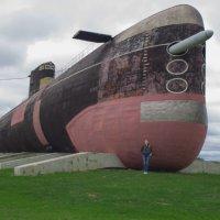 Подводная лодка :: Михаил Афанасьев