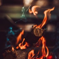 Страсть огня :: Ксения Базарова
