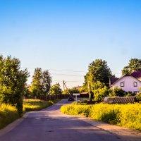 В деревне :: Алёнка Шапран