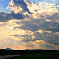 Переменная облачность :: Евгений Юрков