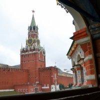 Вид из окна. :: Владимир Болдырев