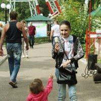 Дай мороженку! :: Liliya Zakirova