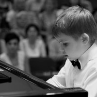 """Из фото-книги """"Первый концерт Егора Аксенова"""" :: Автандил Евсеев"""
