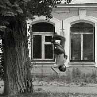 Детство Икара :: Александр Корсиков