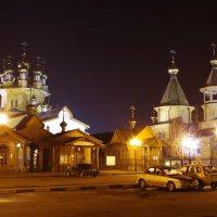 Белгород ночной (2) :: Сергей Тимошенко