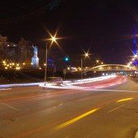 Белгород ночной (3) :: Сергей Тимошенко