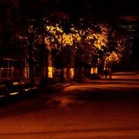 набережная ночью :: Арсений Корицкий