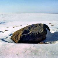 Спас - Каменный зимой :: Валерий Талашов