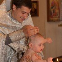 Крещение :: Яна Гончарова