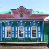 Омск деревянный :: Savayr