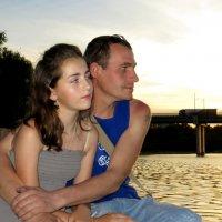 Муж с племяшкой. :: Элеонора Чемкаева