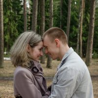 Юленька и Андрей :: Екатерина Егорова