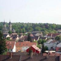 над крышами города :: Olga