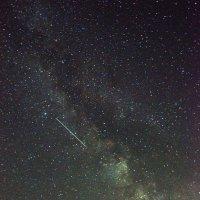 Июльское звёздное небо... :: Вика К.