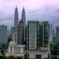 Куала-Лумпур. :: Эдуард Закружный