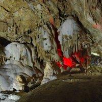Новоафонская пещера. :: Ирина Нафаня