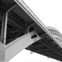 Краснолужский мост :: Юлия Манчева