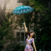 to the sky :: Мария Буданова