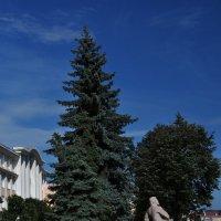 Восле университета :: Лариса Ошкина