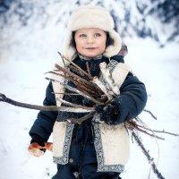 Мальчуган :) :: Светлана Парфёнова