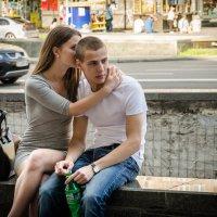 Зачем вы, девочки... :: Сергей Офицер