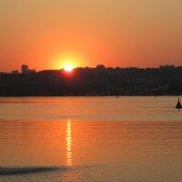 Летний закат на Дону... :: Тамара (st.tamara)
