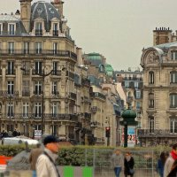 мы гуляли по Парижу... :: Александр Корчемный