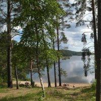 Петровское озеро :: Елена Гуляева (mashagulena)