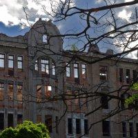 Городские руины :: Татьяна Кретова