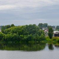 Село. :: Танюша Коc