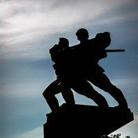 мемориальный комплекс солдатам ВОВ :: Игорь Чичиль