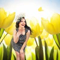 Flower Girl :: Татьяна Ступина