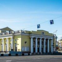 Виды Челябинска. Два театра :: Марк