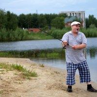 на рыбалке :: Олег Петрушов