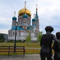 Свято-Успенский кафедральный собор :: Savayr