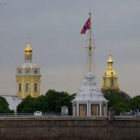 Нарышкин бастион Петропавловской крепости :: Валерий Новиков