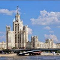 Высотки столицы :: Марина Орлова