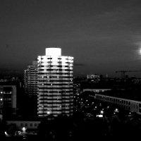 Полнолуние.Мрачное настроение. :: Vladimir Raduk