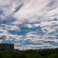 Воркутинское небо :: Денис Антонов