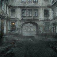 Сны старого Города... :: Алена Николаева