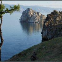 Скала Богатырь :: Наталия Григорьева