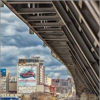 Under the bridge :: Сергей Бережко