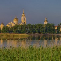 Монастырь Нилова Пустынь (1) :: Алексей Назаров