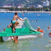 дети на море :: Валерий Дворников
