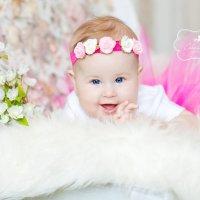 Маленькая принцесса :: Елена Салова
