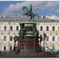 Памятник Николаю I :: Алла А