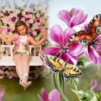 Мечта :: Elena Malysheva